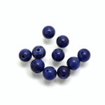 Gemstone 1-Hole Ball 06MM SODALITE
