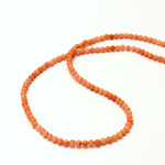 Gemstone Bead - Smooth Round 03MM AVENTURINE-PINK