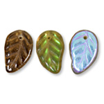 Leaf shaped Pendants