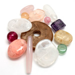 Quartz Color Cabochons