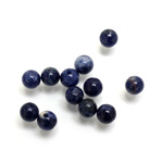 Gemstone 1-Hole Ball 05MM SODALITE