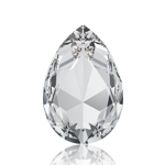 Swarovski Crystal Pear 4327