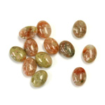 Gemstone Cabochon - Oval 08x6MM CHINESE UNIKITE