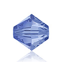 Swarovski Crystal Bead - Bicone 04MM LIGHT SAPPHIRE