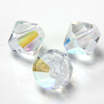 Preciosa Crystal Bead - Bicone 03MM CRYSTAL AB