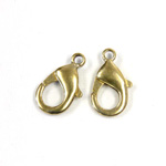 Brass Lobster Claw Clasp - 18.8x9.9MM