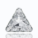 Swarovski Crystal Triangle 4722