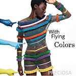 WITH FLYING COLORS S/S 2021