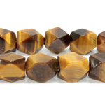 Gemstone Bead - Baroque Medium Nugget TIGEREYE